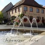 Hotel & Gasthof Schwarzer Adler in Ipsheim